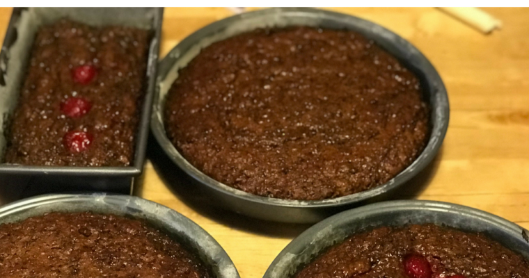 To Die For Guyanese Black Cake (Fruit or Christmas Cake)